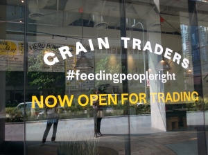 Grain Traders-Newest Cafe to Shenton.